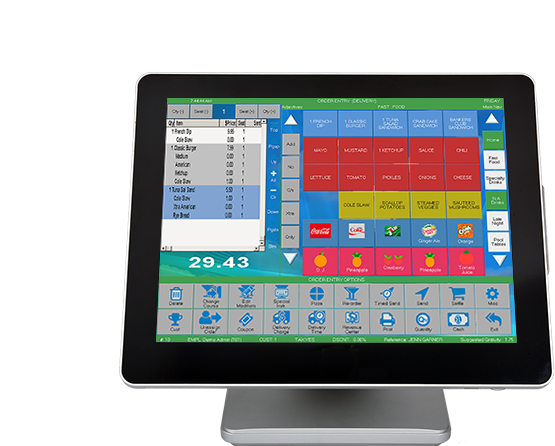 Quick Service POS System