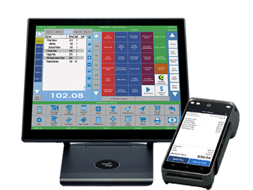 RM POS Terminal with EMV Reader