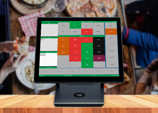 Restaurant Manager Pizza POS System